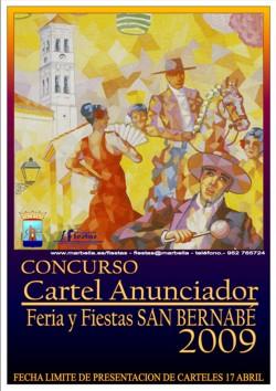 San Bernabé Patrón de Marbella...Fiestas