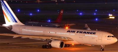 Airbus 447  De Air France