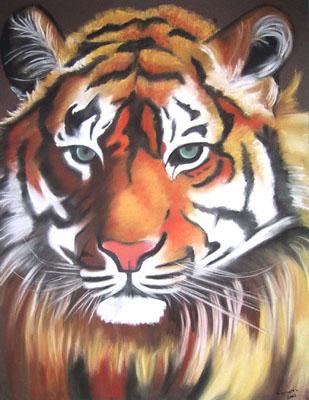 Cuando Amas Al Tigre